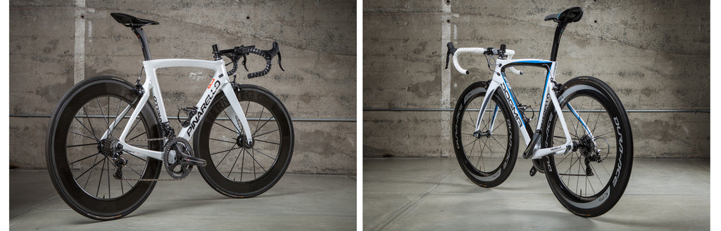 BOTW - Stock bikes done our way - Two one of a kind Dogma F8s