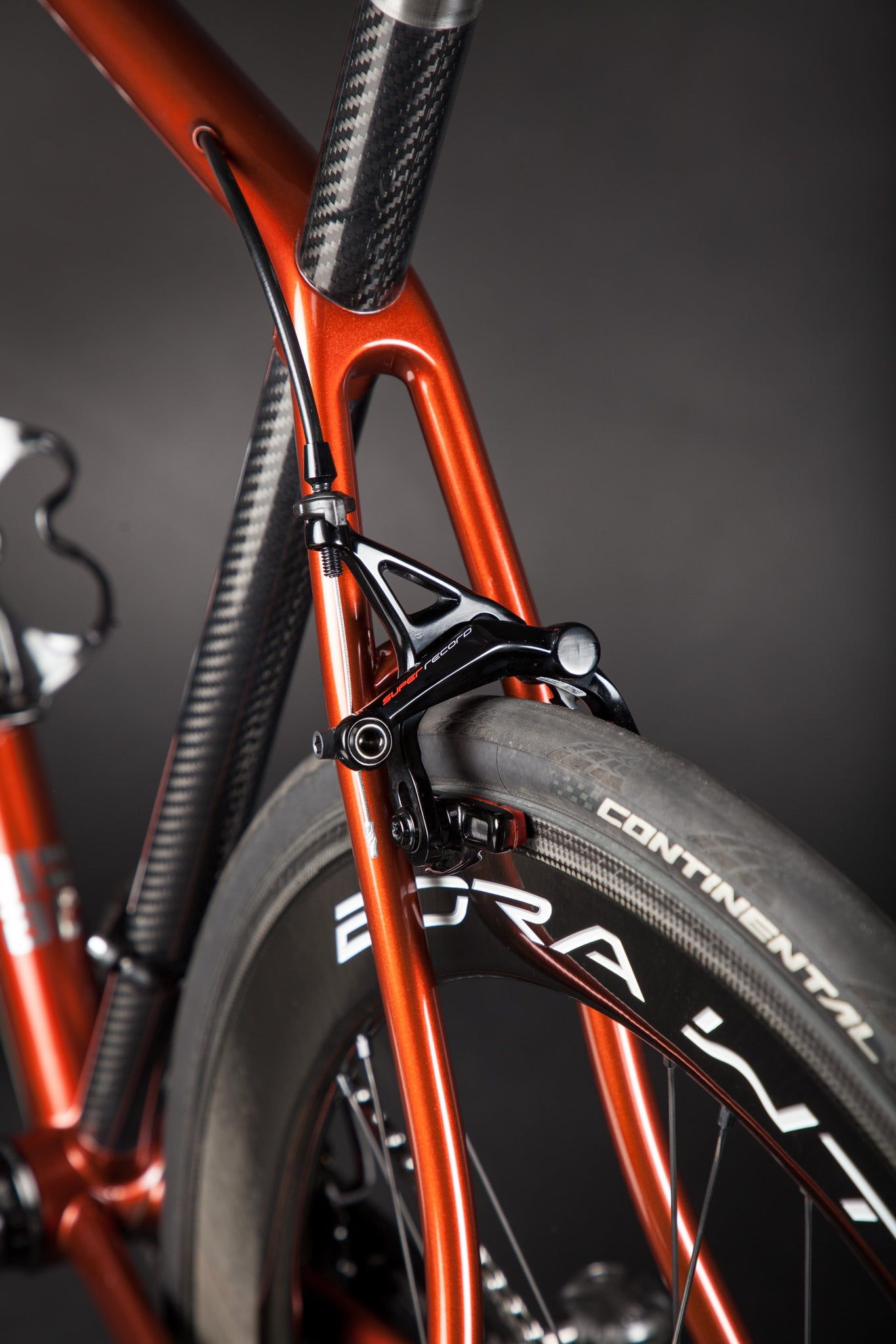 chad's prova speciale brake bridge