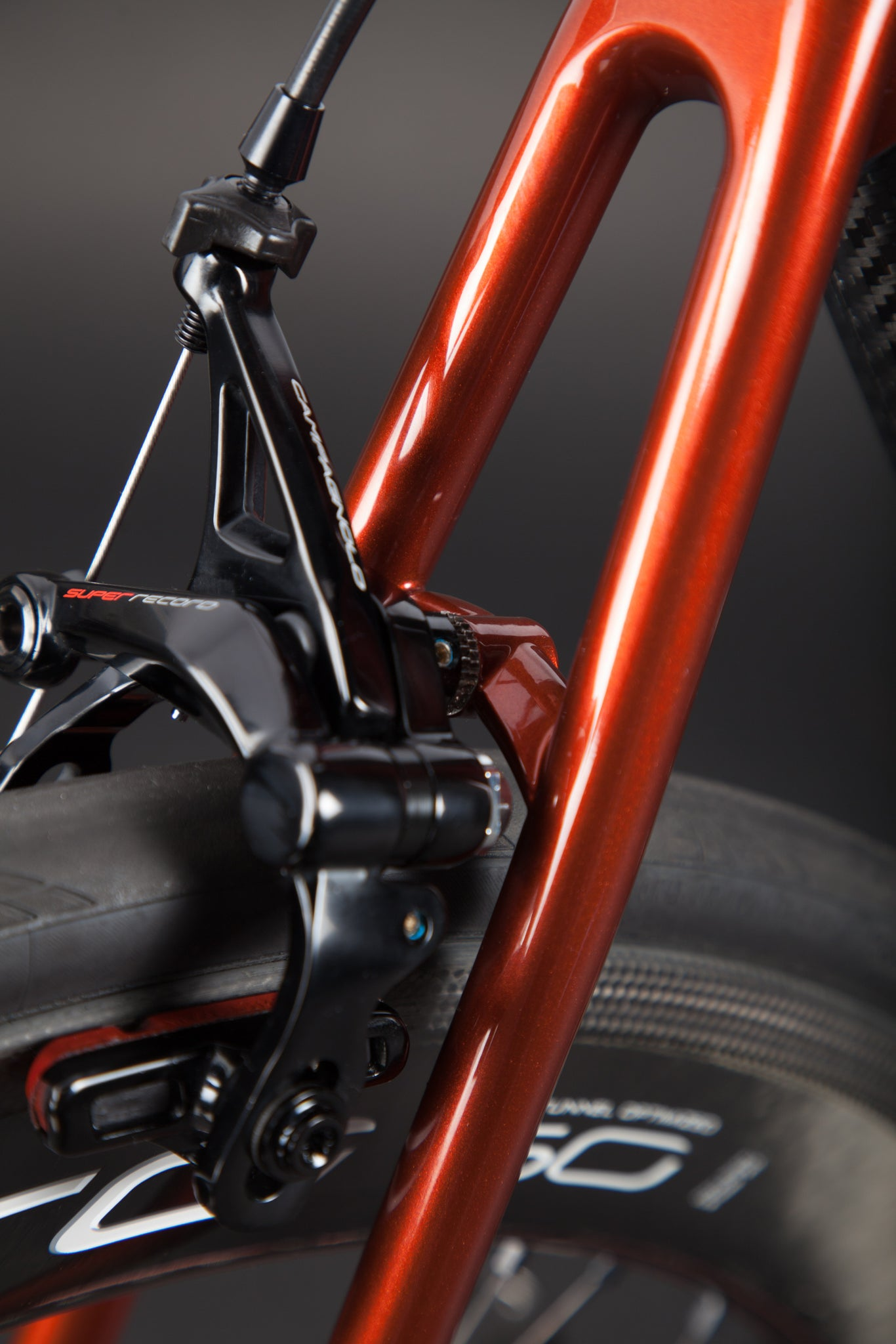 chad's prova speciale brake bridge seatstays