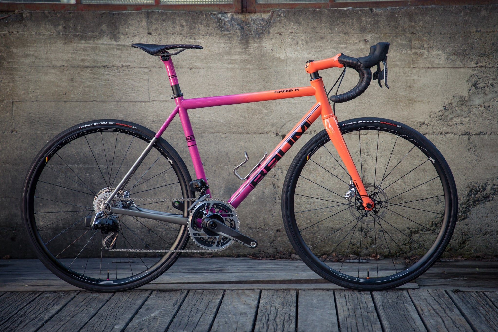 baum orbis strawberry rum punch  bike profile