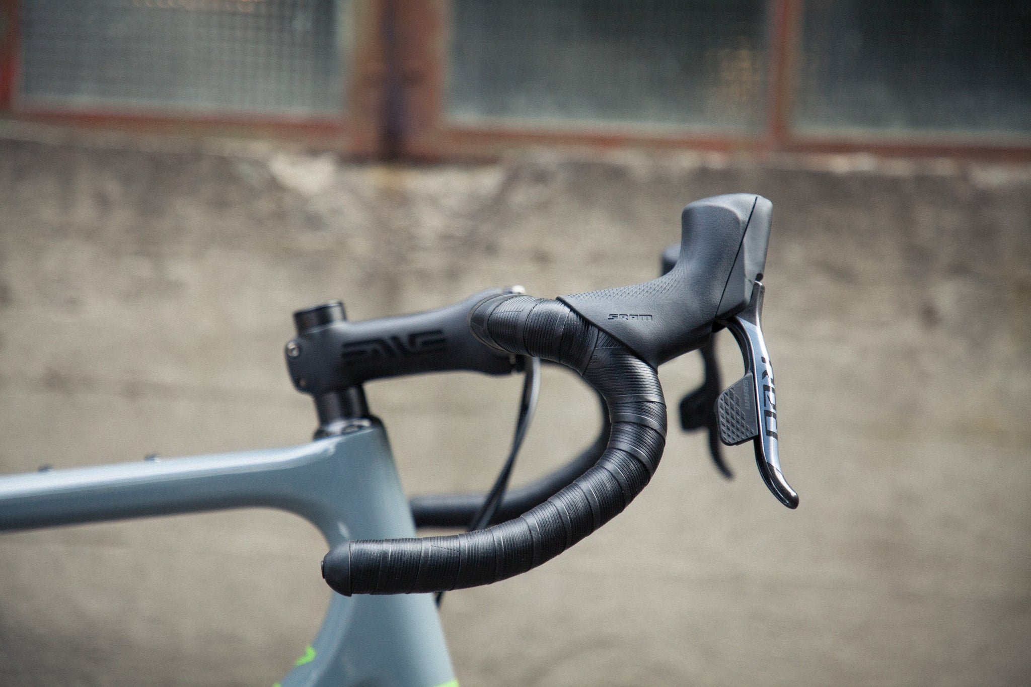 open wide test bike handlebar profile