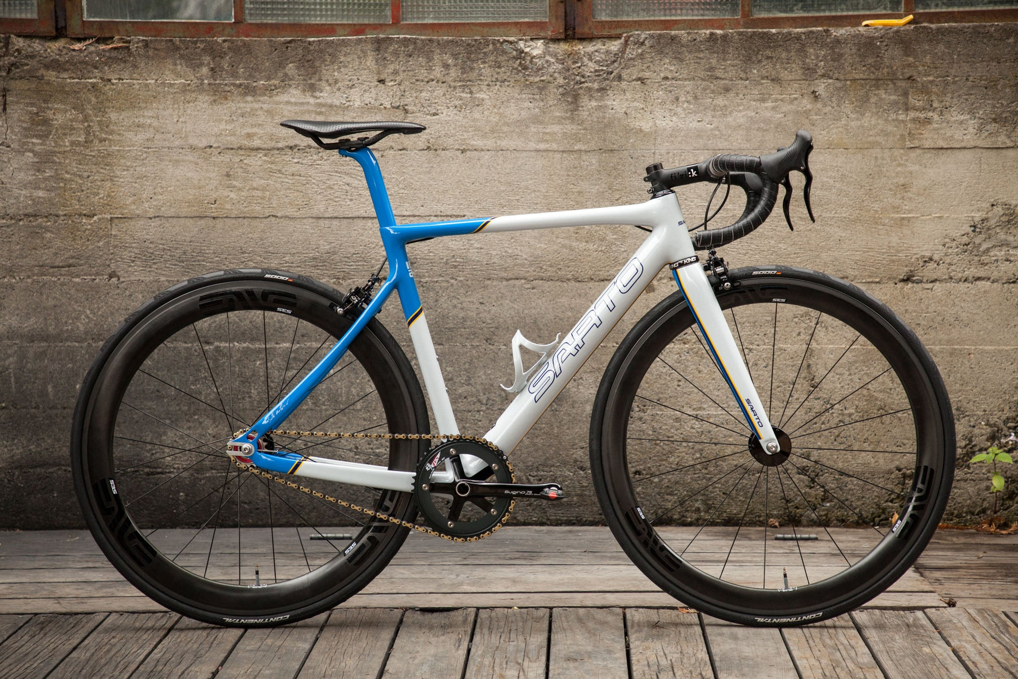 12 days day 10 sarto single speed profile