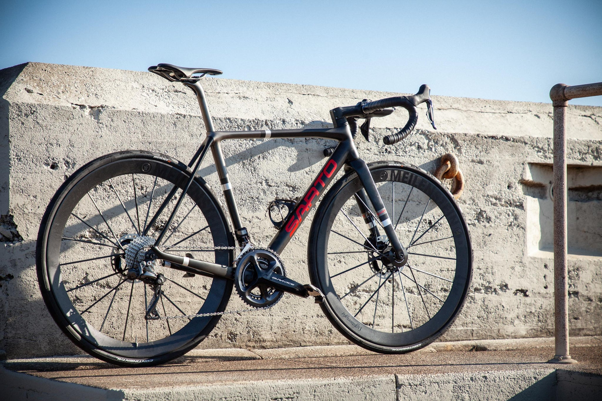 a seductive sarto seta plus bike profile 2