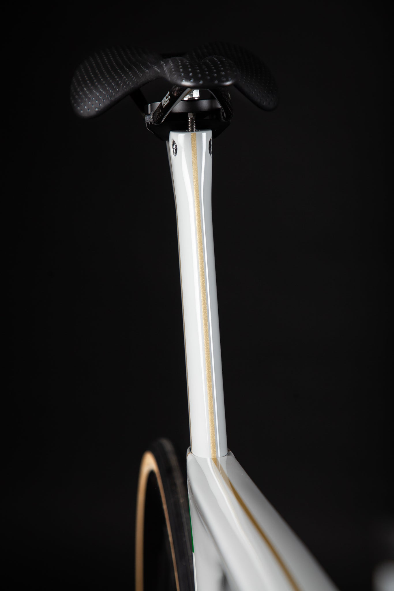 pinarello dogma f12 custom paint velocolour studio seat post
