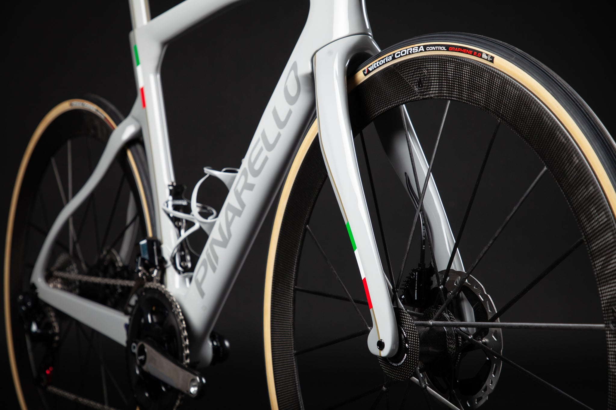 pinarello dogma f12 custom paint velocolour studio downtube