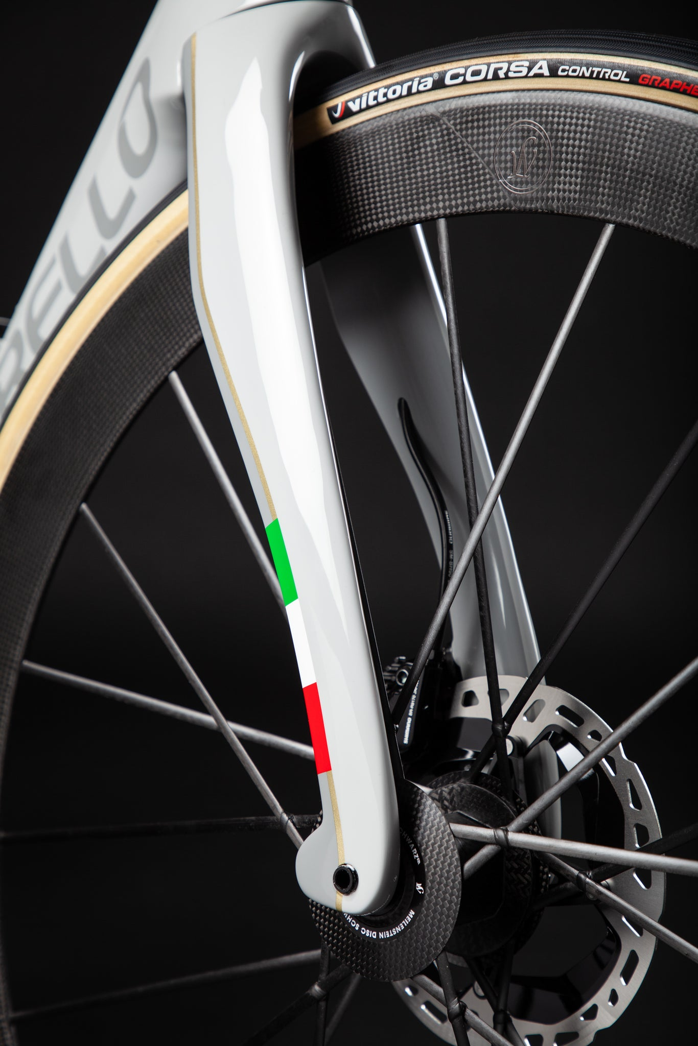 pinarello dogma f12 custom paint velocolour studio fork