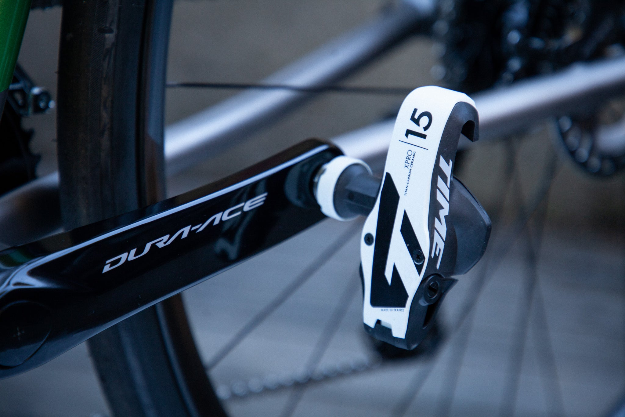 mosaic gt1 shimano grx time pedal