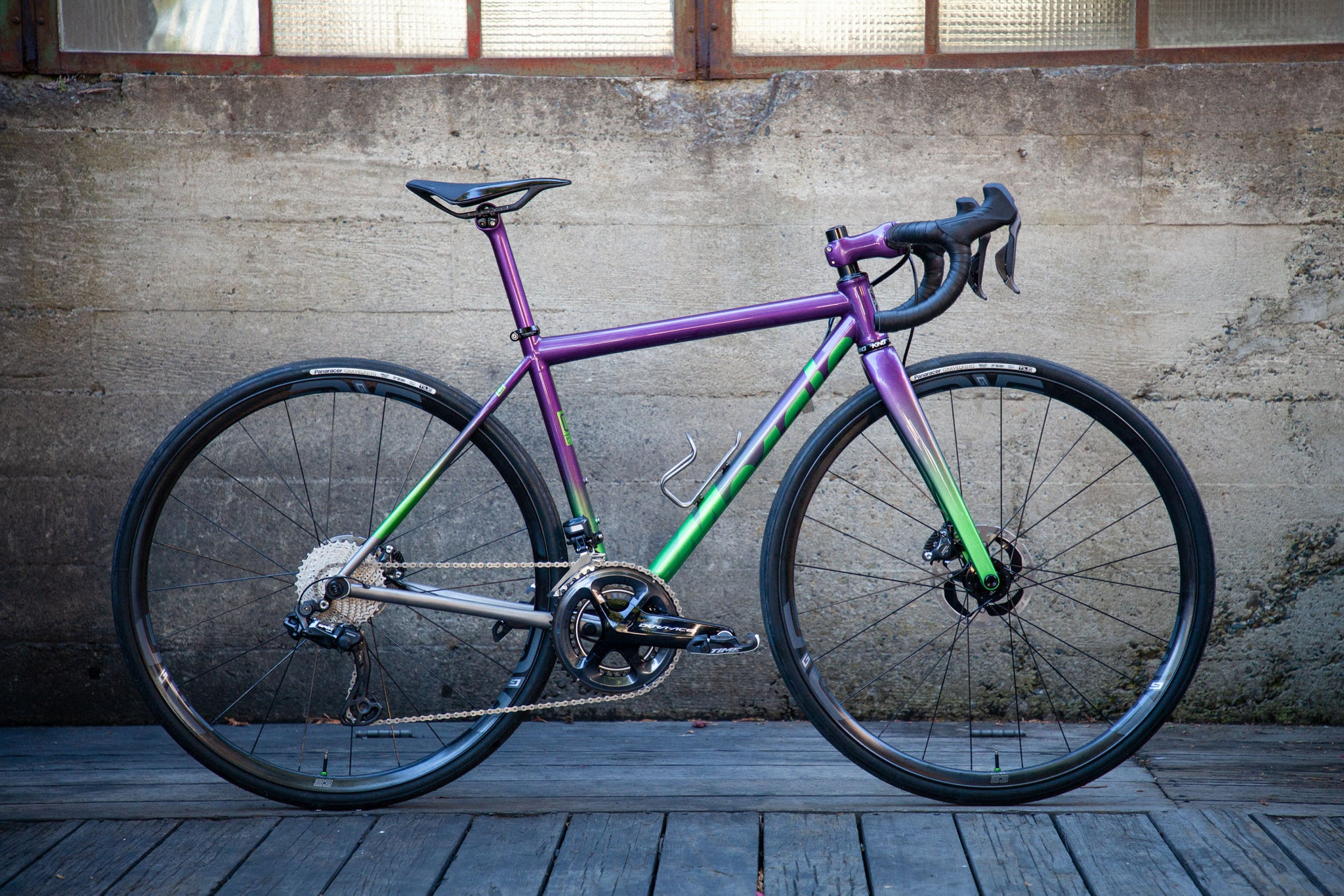 mosaic gt1 gravel bike profile