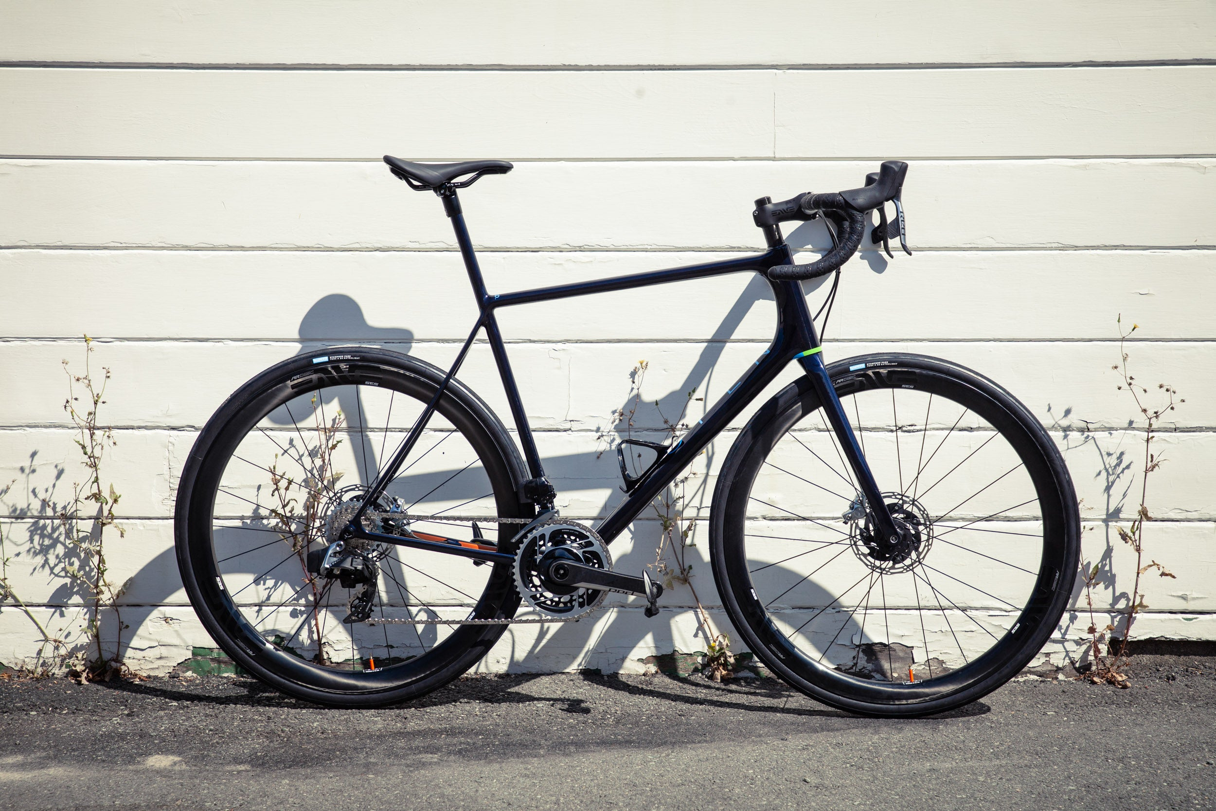 Open Mind road bike sram axs baaw
