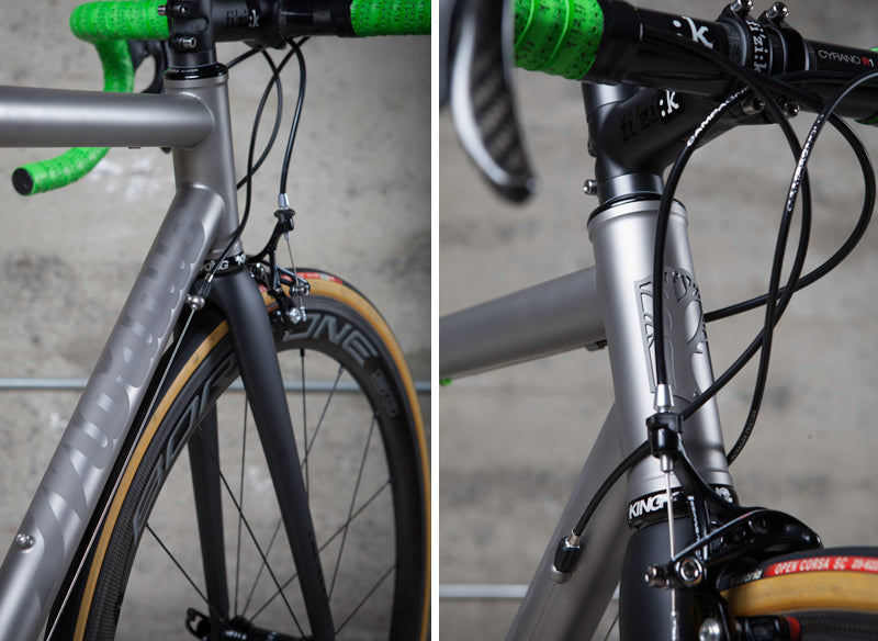 Mosaic RT-1 Demo bikes at Above Category