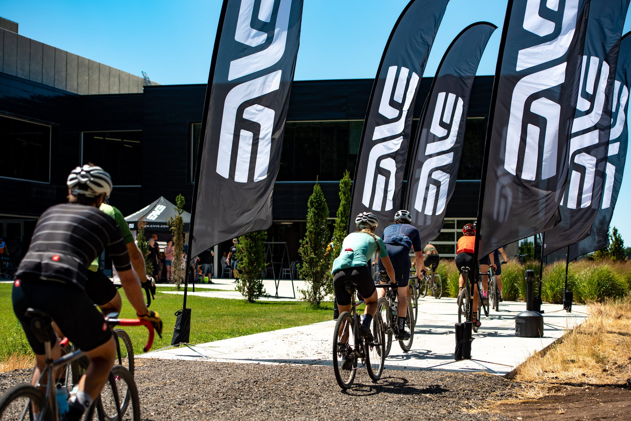 enve grodeo finish line