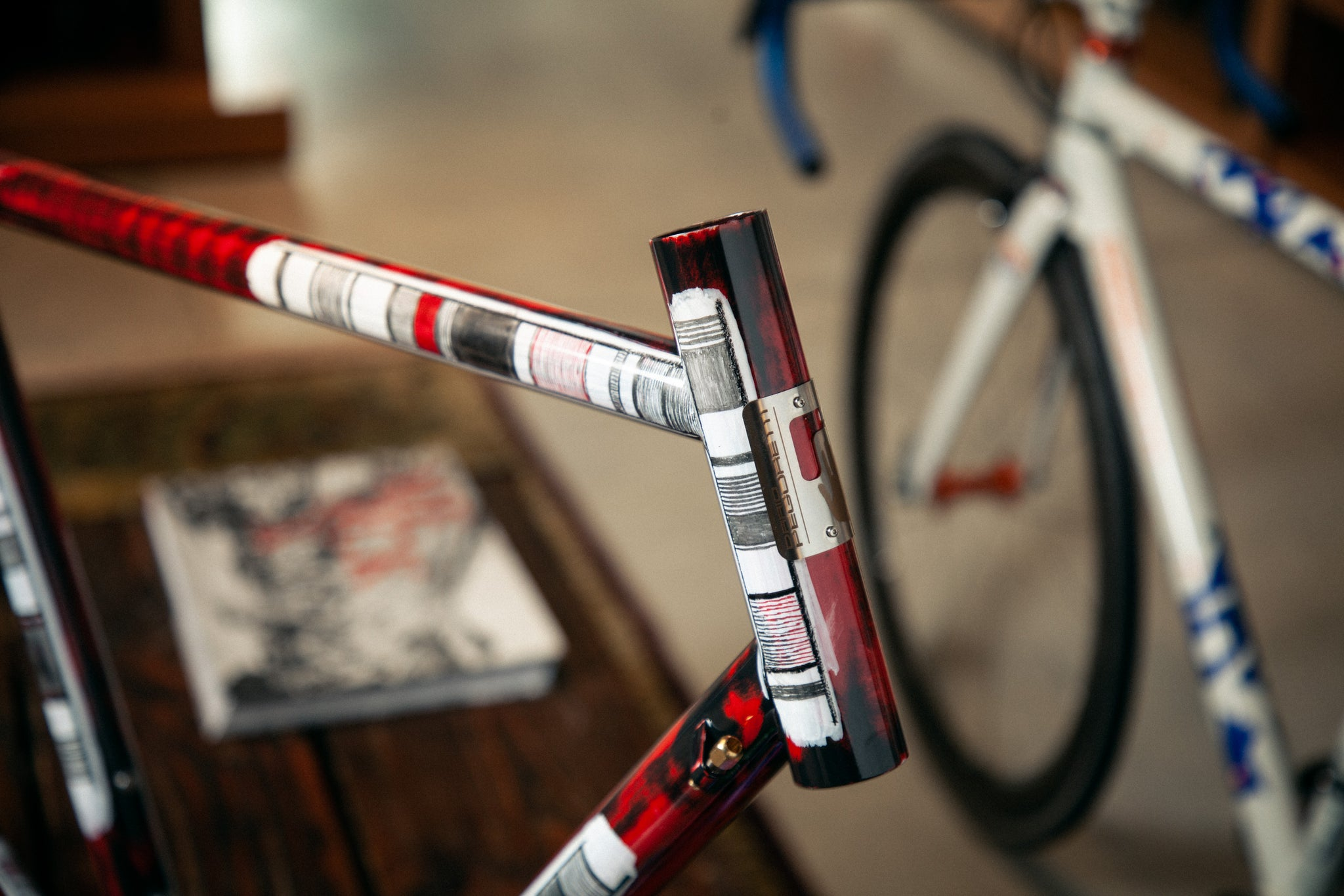 https://abovecategorycycling.com/blogs/gallery/gallery-a-wine-red-pegoretti-mxxxxxo frameset 5