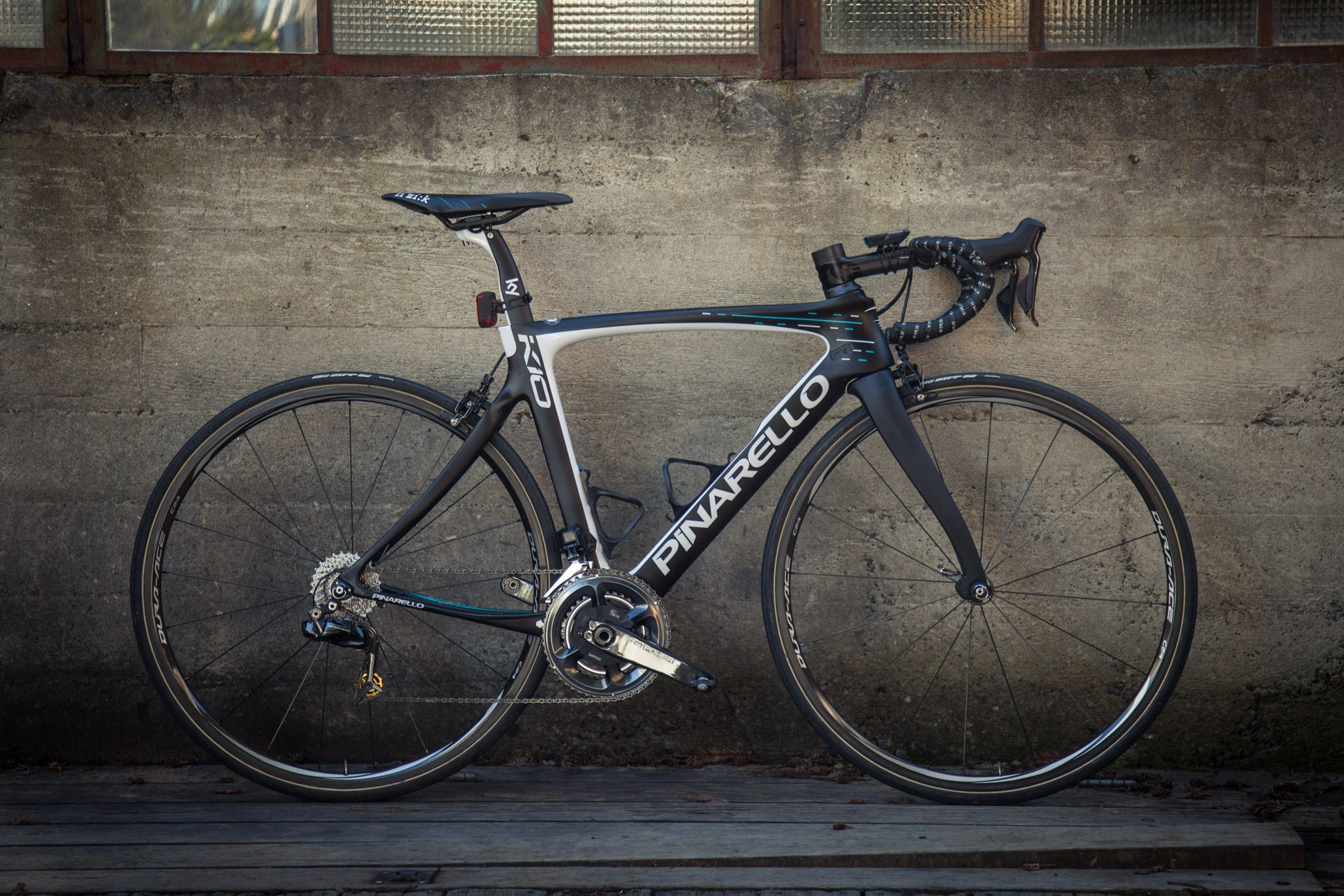 pinarello dogma shootout k10 above category bike profile