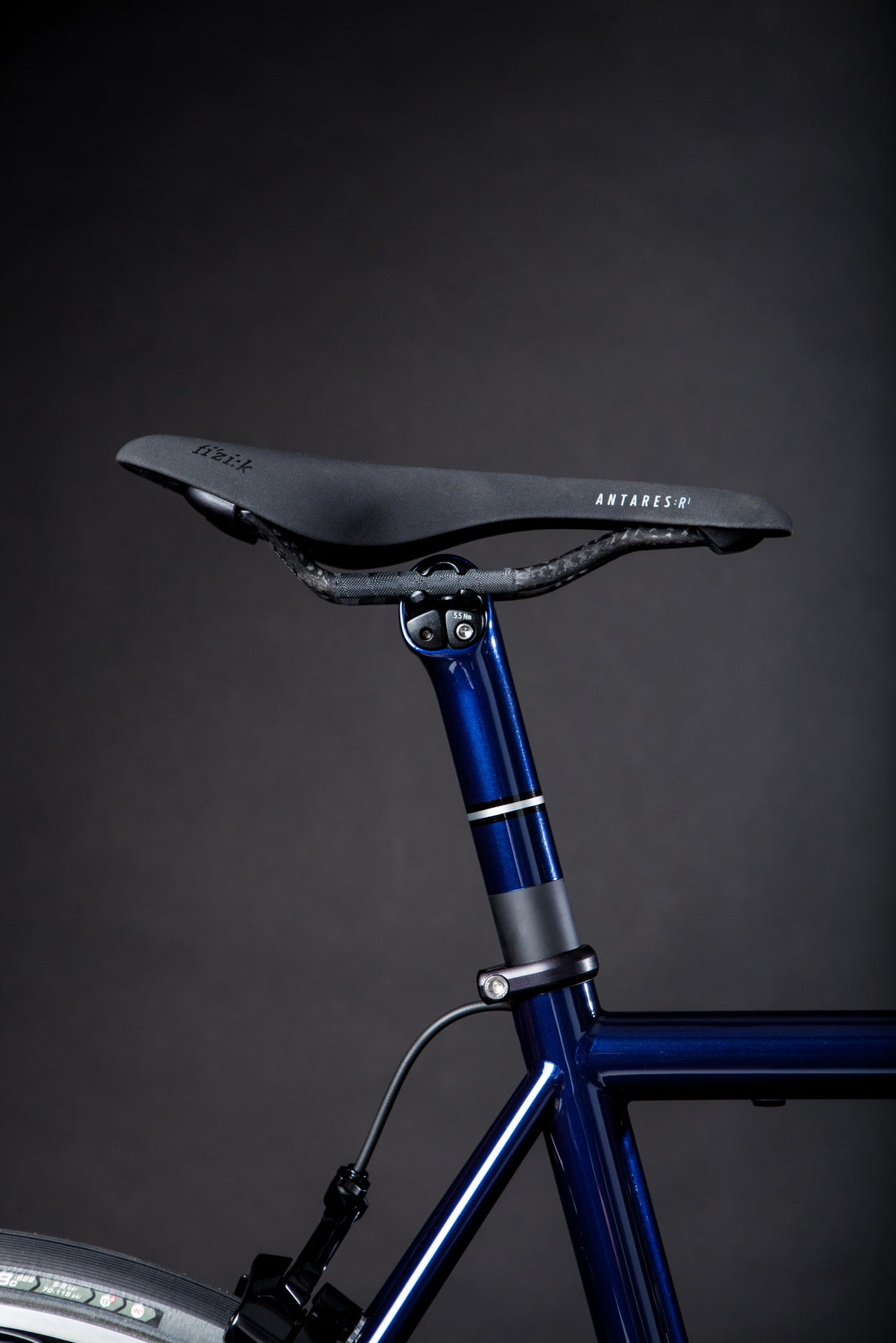 Baum Custom Titaniumn Bicycle Enve Seatpost
