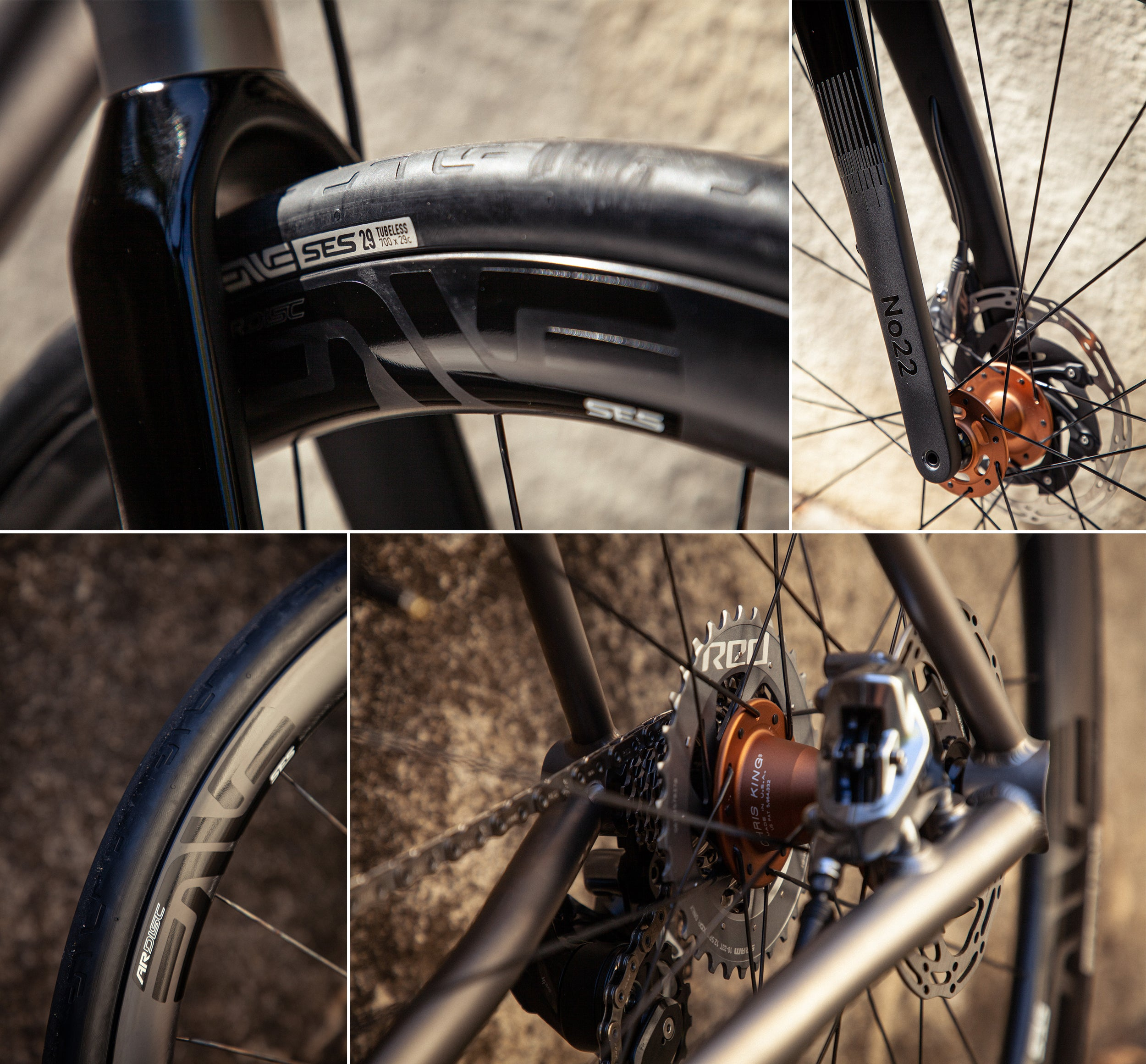 enve ses 3.4AR Chris King