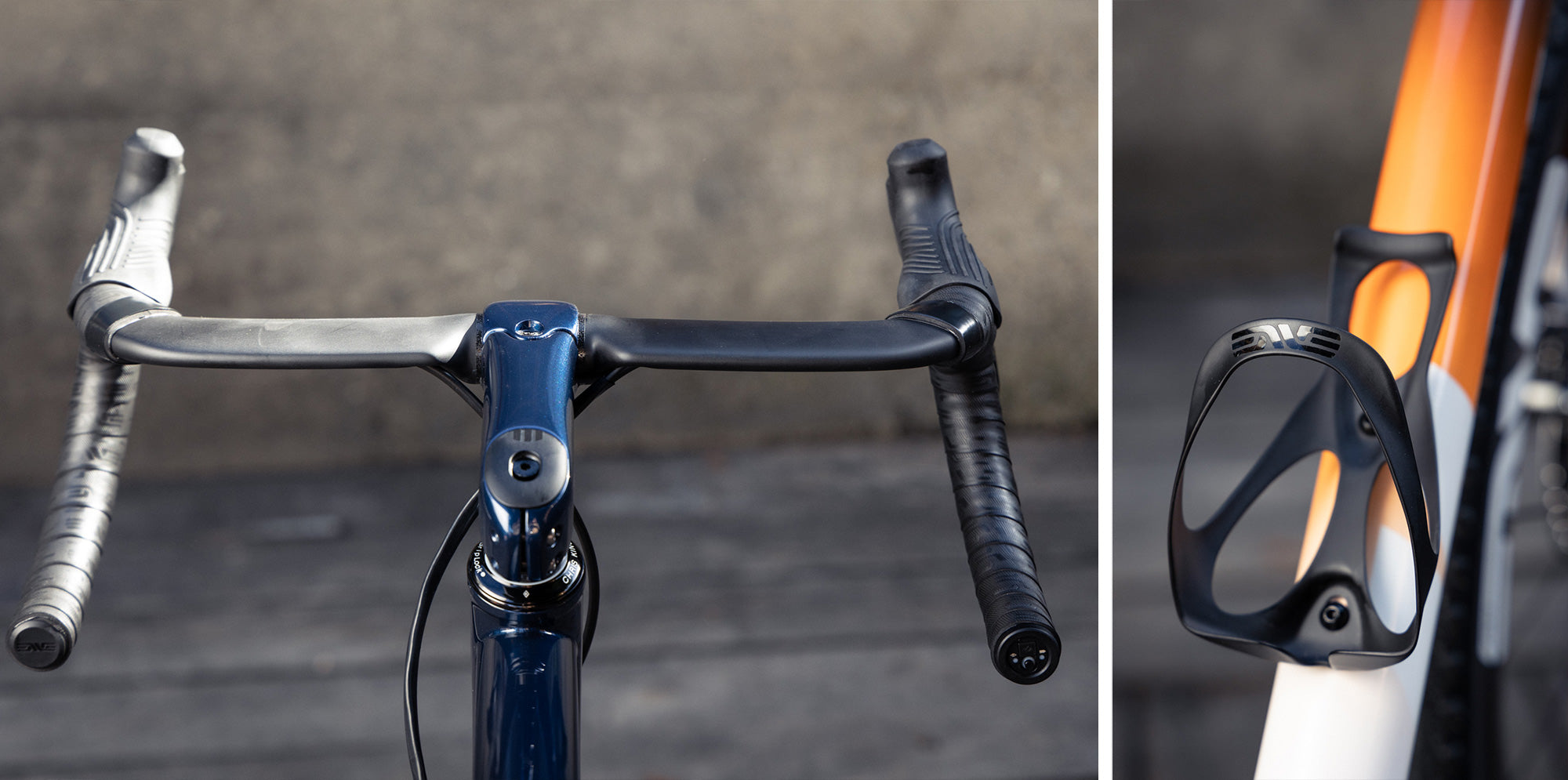 enve stem and cages