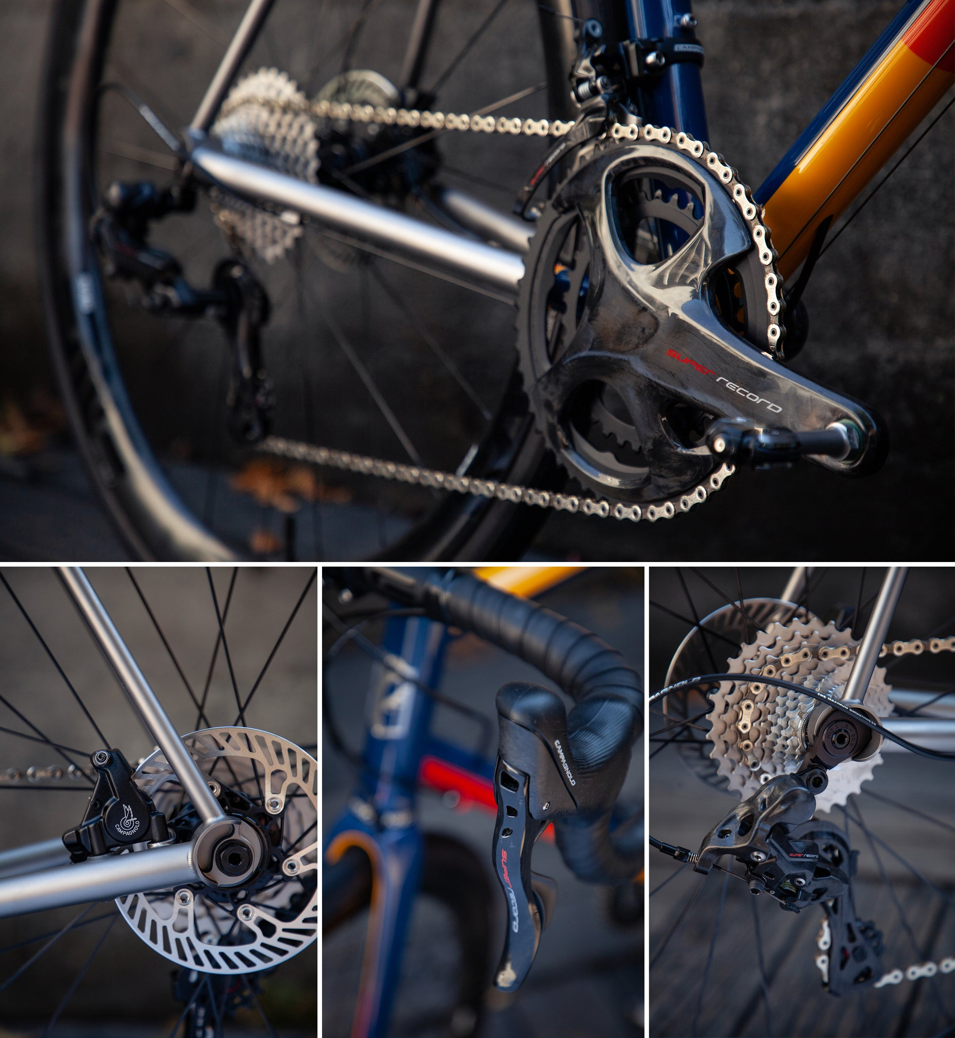 campagnolo super record disc mosaic rt-1