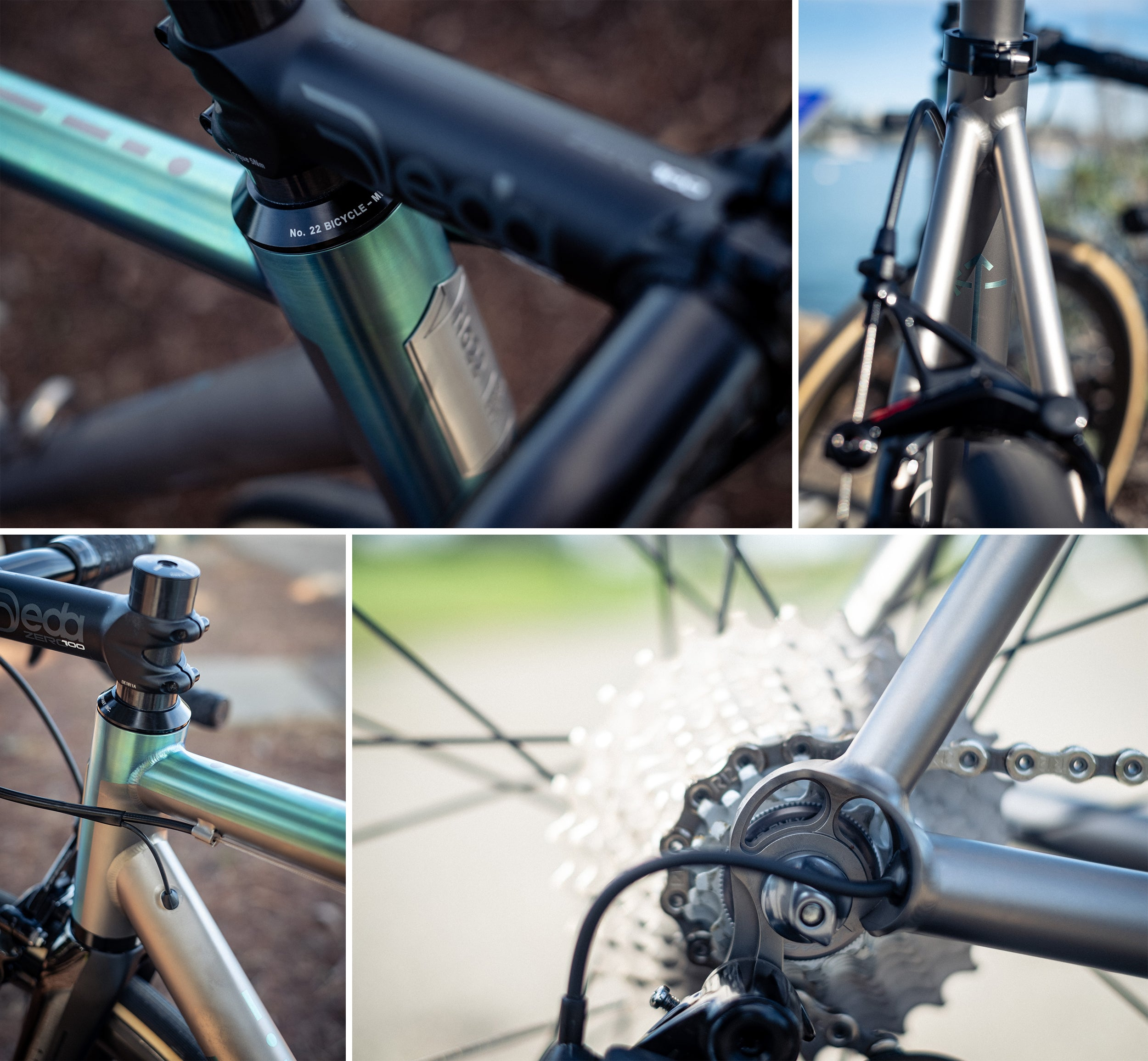 no22 great divide frame details