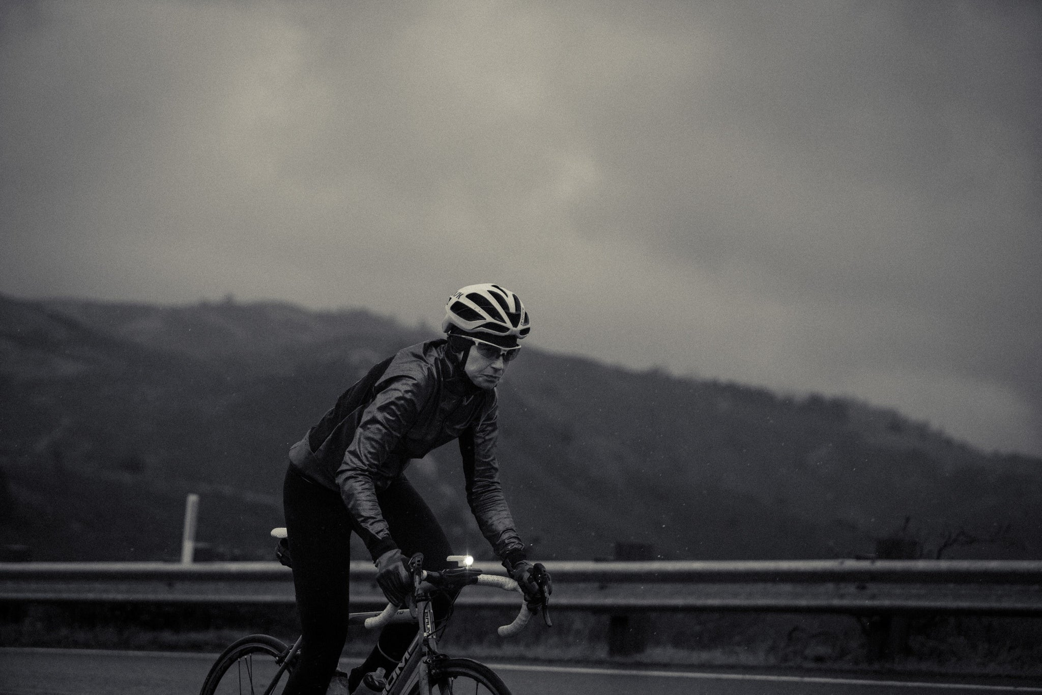 Cycling in the Rain CA