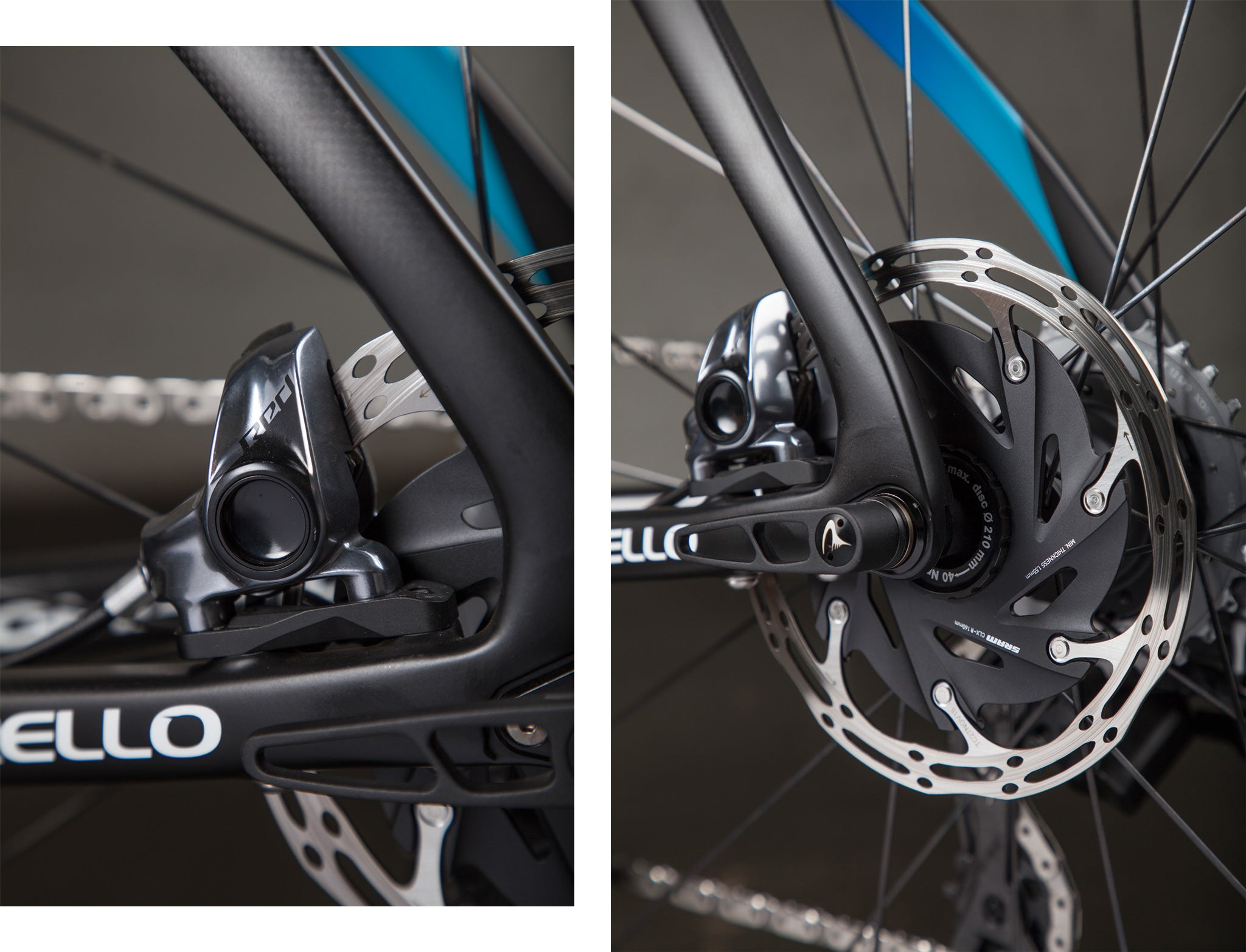 sram red axs launch brakes