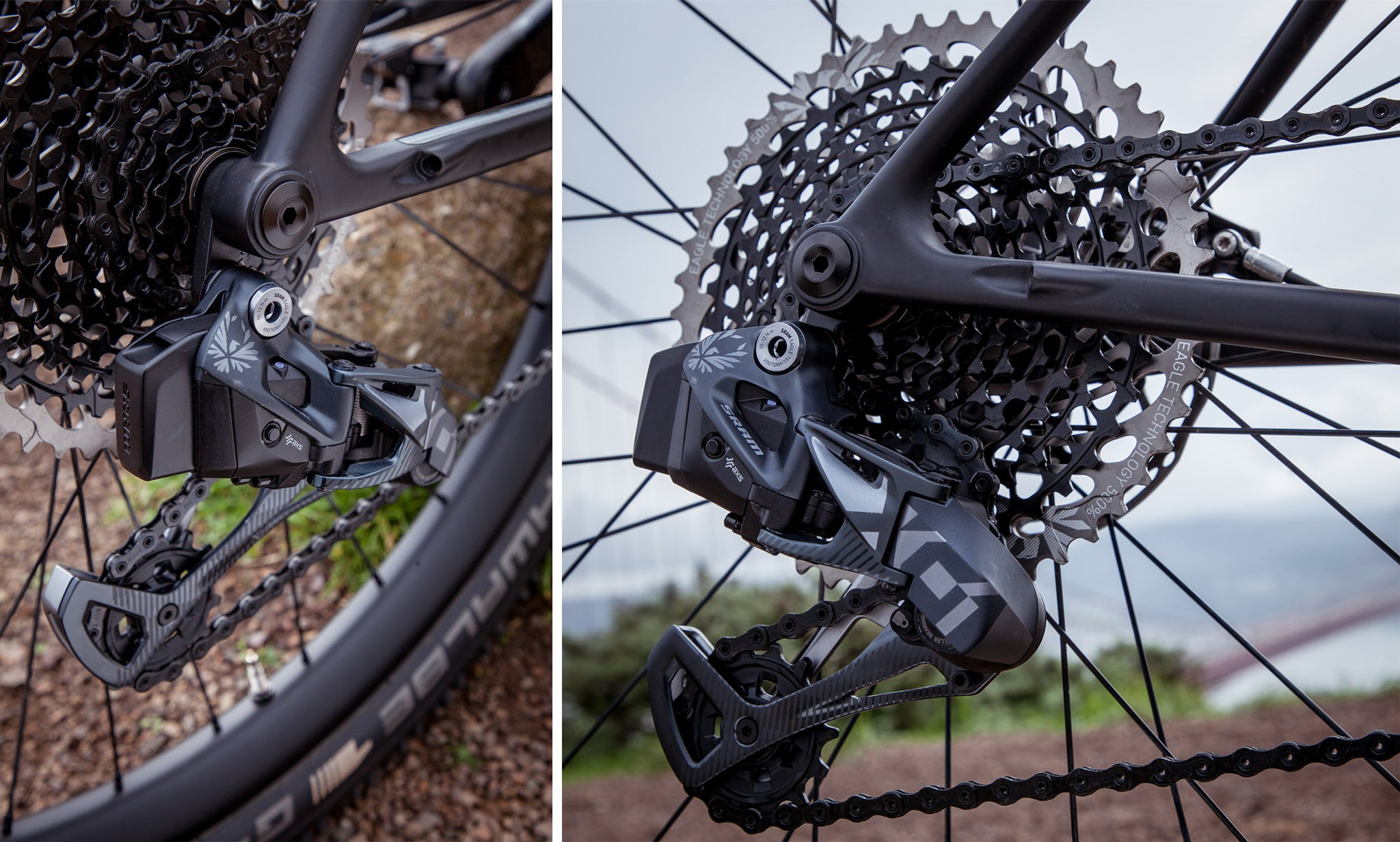 sram axs xo1 wireless mtb launch rear derailleur