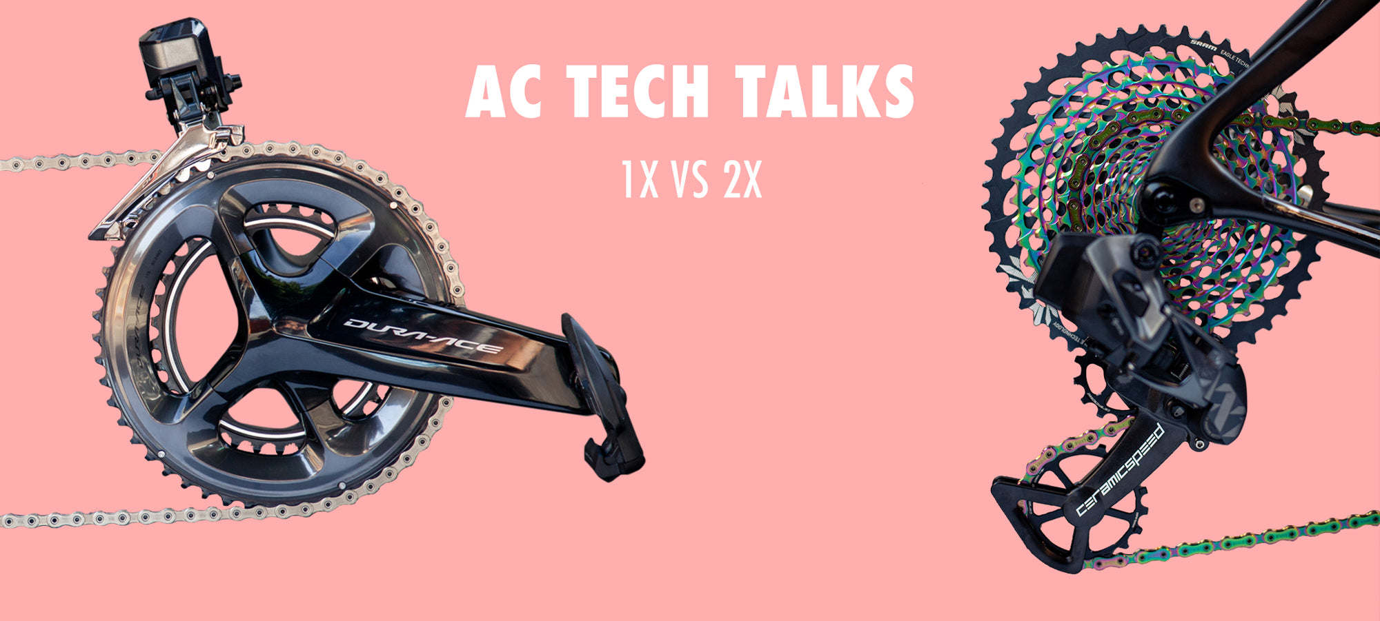 ac tech talks 1x vs 2x