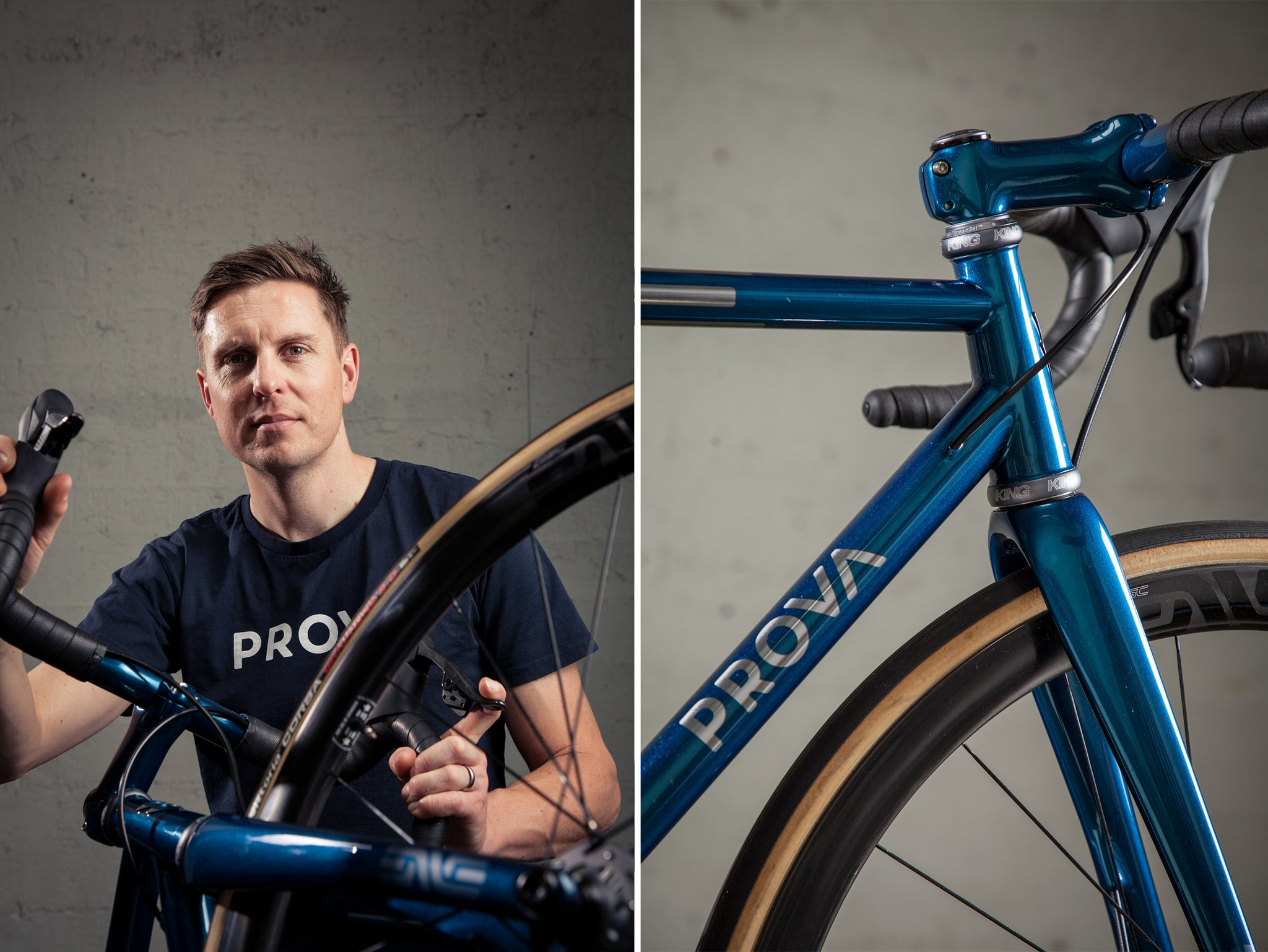 who is mark hester prova cycles