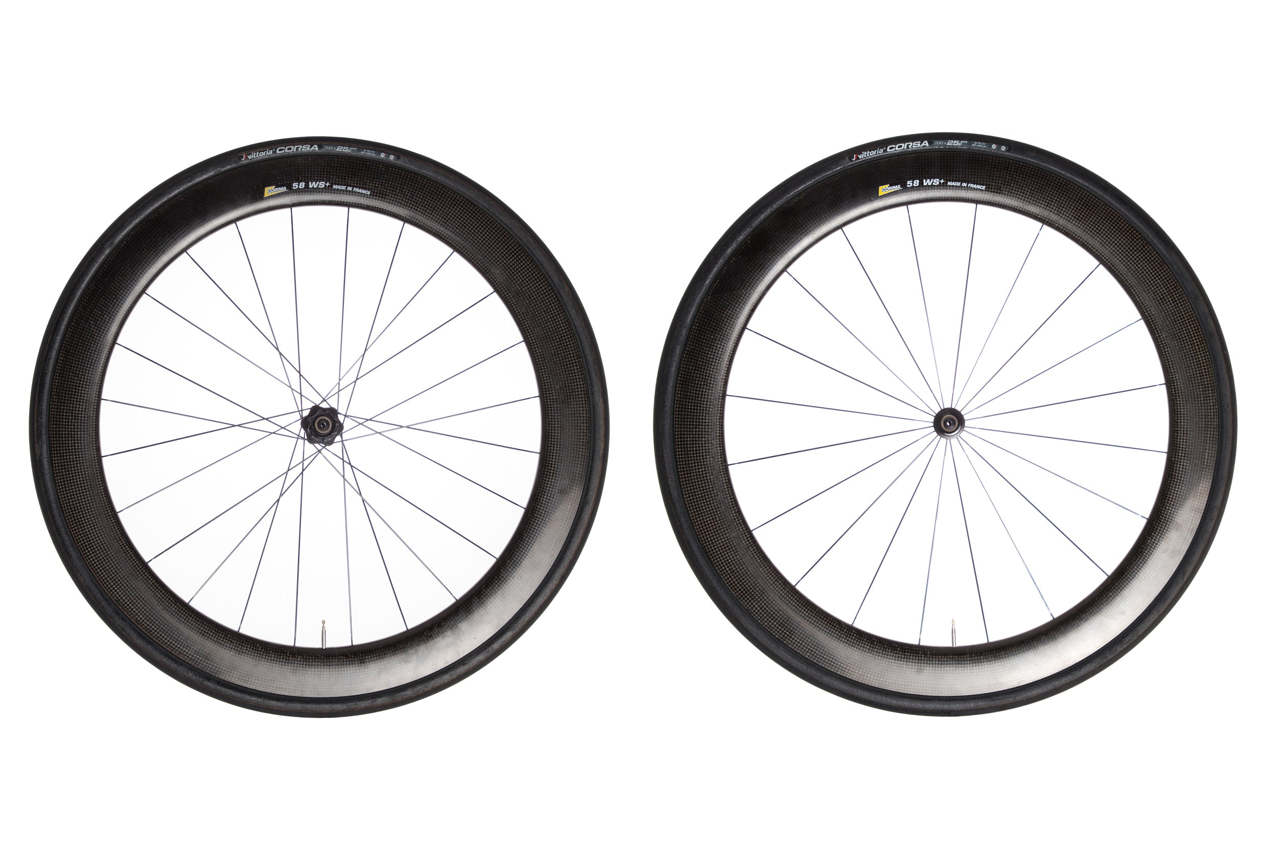 AC-Built Aero Wheels