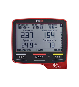srm pc8 head unit red