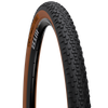 WTB Resolute Tire - 700 x 42, TCS Tubeless, Folding, Black/Tan, Light, Fast Rolling