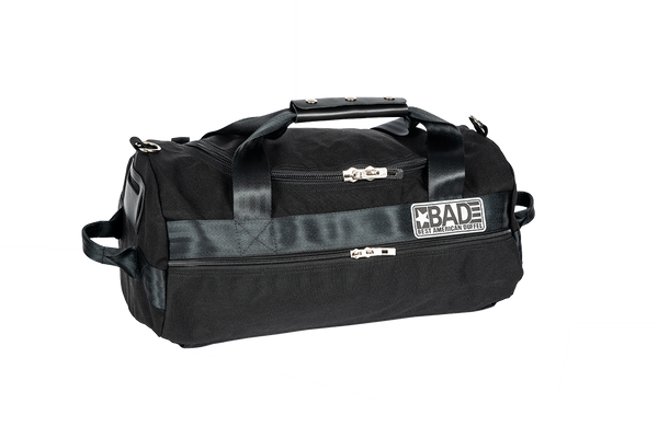 DUFFEL BAG Nº 2 SIDE POCKET
