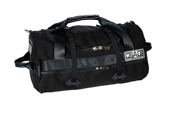 DUFFEL BAG Nº 3 SIDE POCKET