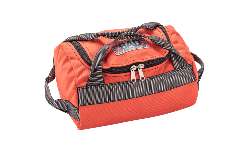 Micro Duffel Bag Orange