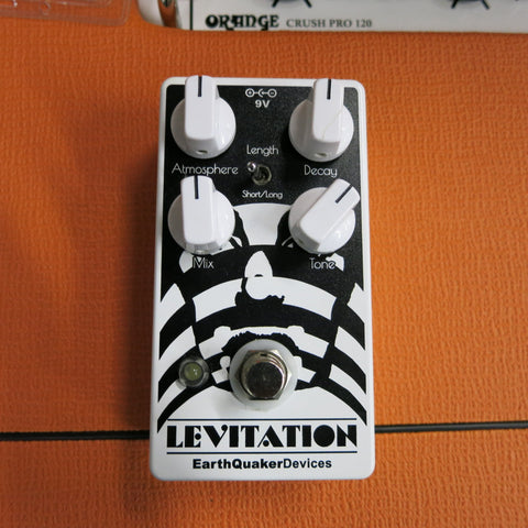 Used Earthquaker Devices Levitation Reverb