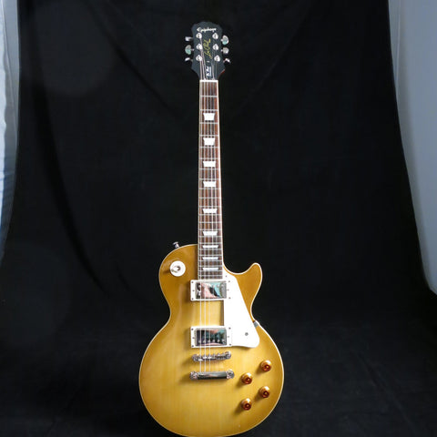 Used Epiphone Les Paul Standard Electric Guitar