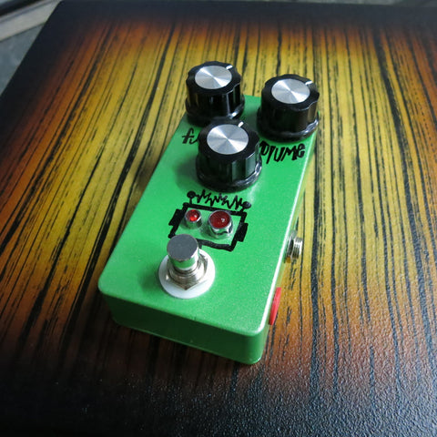 Used Hungry Robot FZ Fuzz