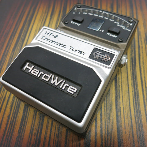 Used Hardwire HT-2 Chromatic Tuner Pedal
