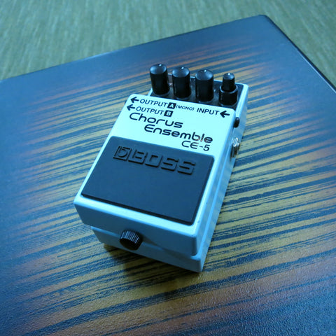 Used Boss CE-5 Chorus Ensemble