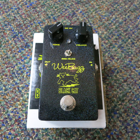 Used Black Cat Wee Buzz Fuzz