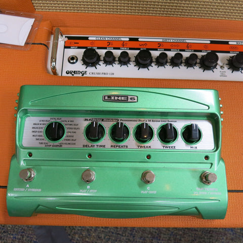 Used Line 6 DL4 Delay