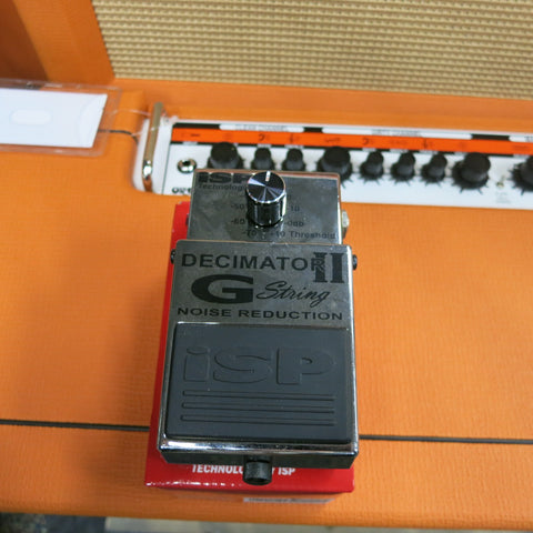 Used ISP Technologies Decimator II G String