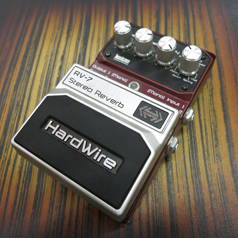 Used Hardwire RV-7 Reverb