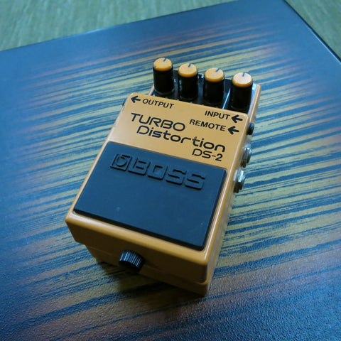 Used Boss DS-2 Turbo Distortion