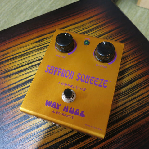 Used Way Huge Saffron Squeeze Jeorge Tripps