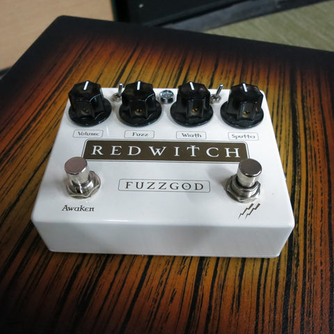 Used Red Witch Fuzz God