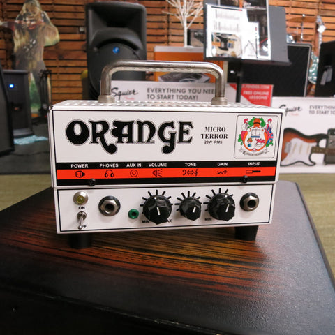 Used Orange Micro Terror Amp Head