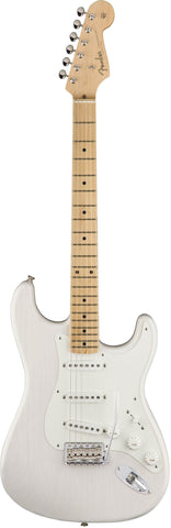 Fender American Original '50s Stratocaster Maple Fingerboard White Blonde Electric Guitar 0110112801