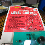 Used Vintage Walco Automatic Level Control