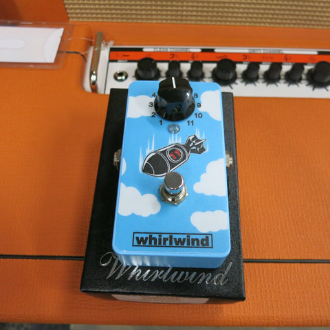 Used Whirlwind The Bomb Boost Pedal