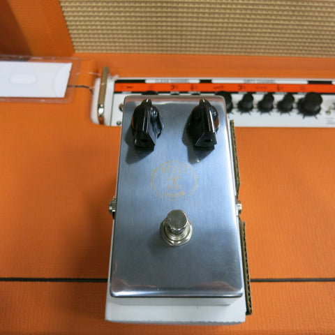 Used Lovepedal MK12 Chrome Tone Bender